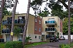 A two bedroom flat situated only a two minutes� walk from Sandbanks beach