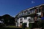 A two bedroom flat situated on the Peninsula, within close walking distance to Sandbanks Beach