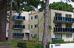 A two bedroom flat situated on Banks Road, and just across from the main Sandbanks beach