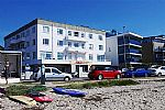 A two bedroom first floor apartment situated in Sandbanks, overlooking Brownsea Island and The Purbecks
