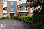 A two bedroom ground floor apartment situated on a quiet road just off the Sandbanks peninsula, within close walking distance to Sandbanks beach